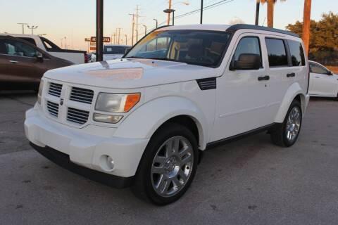 2011 Dodge Nitro for sale at Flash Auto Sales in Garland TX