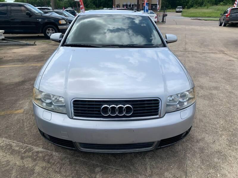 2004 Audi A4 for sale at Houston Auto Emporium in Houston TX
