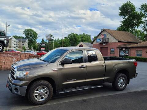 2011 Toyota Tundra for sale at R C Motors in Lunenburg MA
