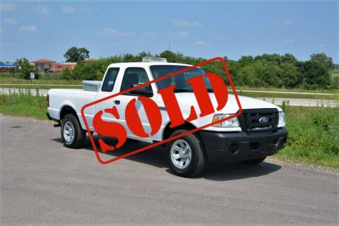 2010 Ford Ranger for sale at Signature Truck Center - Service-Utility Truck in Crystal Lake IL