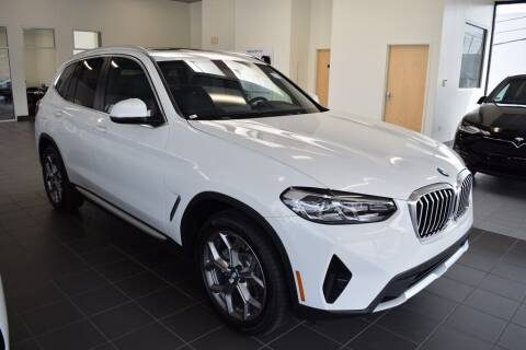 2022 BMW X3 for sale at BMW OF NEWPORT in Middletown RI
