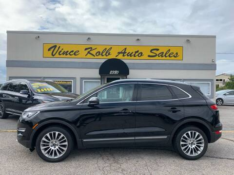 2017 Lincoln MKC for sale at Vince Kolb Auto Sales in Lake Ozark MO