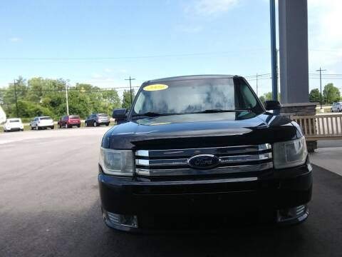 2009 Ford Flex for sale at Wildfire Motors in Richmond IN