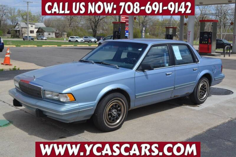 1993 Buick Century for sale at Your Choice Autos - Crestwood in Crestwood IL