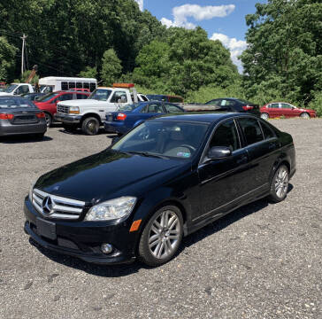 2009 Mercedes-Benz C-Class for sale at World Wide Auto in Fayetteville NC