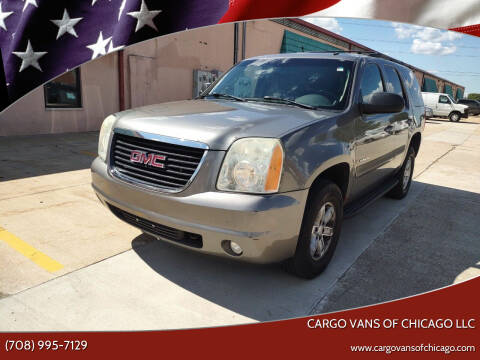 2007 GMC Yukon for sale at Cargo Vans of Chicago LLC in Mokena IL