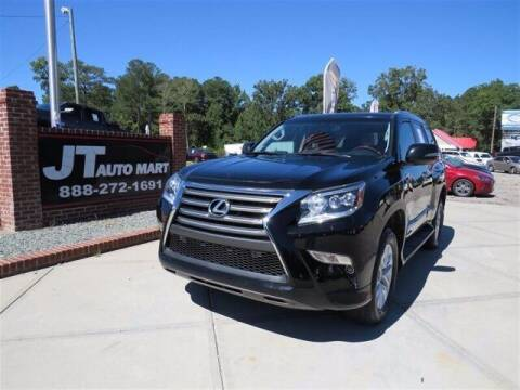 2016 Lexus GX 460 for sale at J T Auto Group in Sanford NC