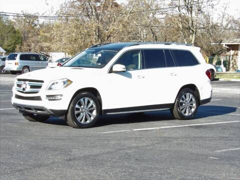 2013 Mercedes-Benz GL-Class for sale at Access Auto in Kernersville NC
