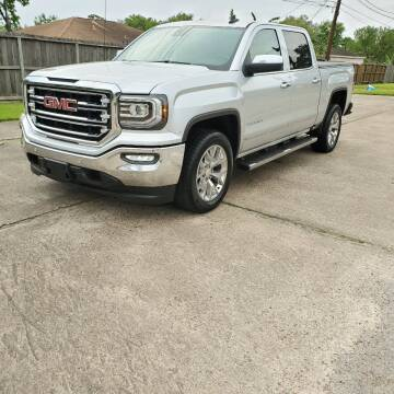 2017 GMC Sierra 1500 for sale at MOTORSPORTS IMPORTS in Houston TX