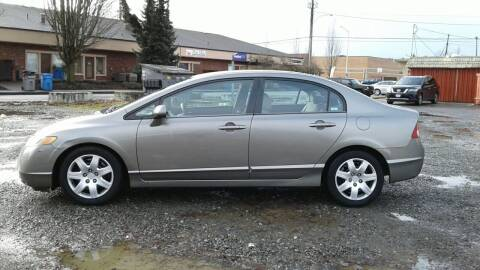 2006 Honda Civic for sale at Car Guys in Kent WA