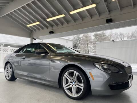 2012 BMW 6 Series for sale at Pasadena Preowned in Pasadena MD