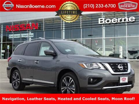 2020 Nissan Pathfinder for sale at Nissan of Boerne in Boerne TX