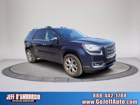 2015 GMC Acadia for sale at Jeff D'Ambrosio Auto Group in Downingtown PA