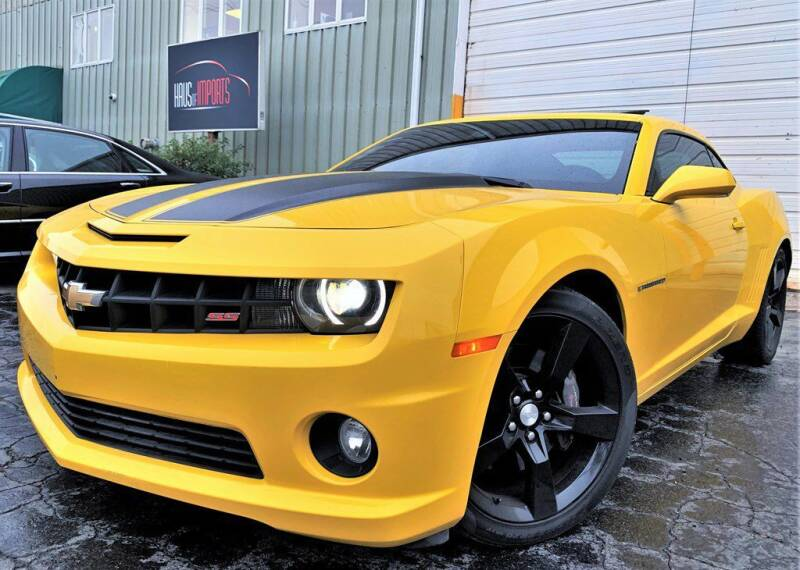 2011 Chevrolet Camaro for sale at Haus of Imports in Lemont IL
