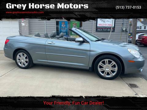 2008 Chrysler Sebring for sale at Grey Horse Motors in Hamilton OH