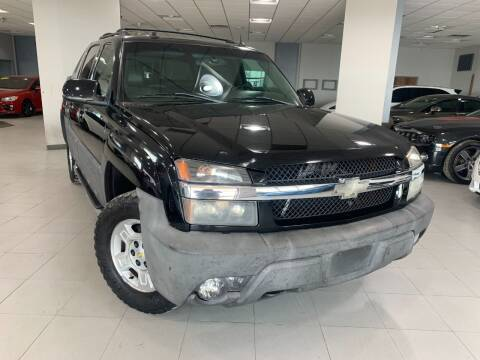 2004 Chevrolet Avalanche for sale at Auto Mall of Springfield in Springfield IL
