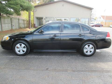 2011 Chevrolet Impala for sale at Home Street Auto Sales in Mishawaka IN