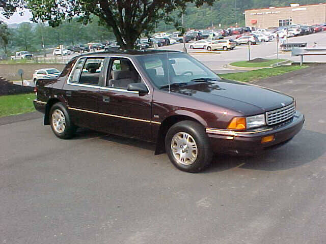 1995 Plymouth Acclaim for sale at North Hills Auto Mall in Pittsburgh PA
