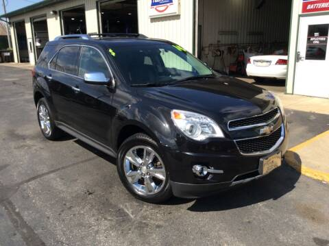 2014 Chevrolet Equinox for sale at TRI-STATE AUTO OUTLET CORP in Hokah MN