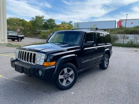 2007 Jeep Commander for sale at Velocity Motors in Newton MA