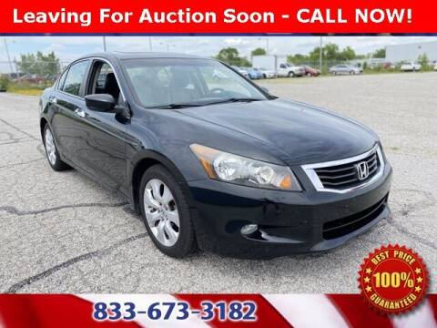 2009 Honda Accord for sale at Glenbrook Dodge Chrysler Jeep Ram and Fiat in Fort Wayne IN