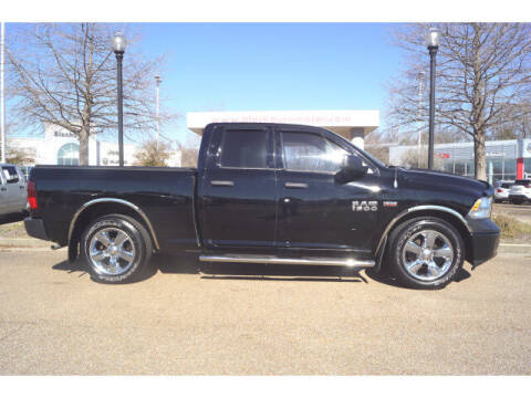 2013 RAM Ram Pickup 1500 for sale at BLACKBURN MOTOR CO in Vicksburg MS