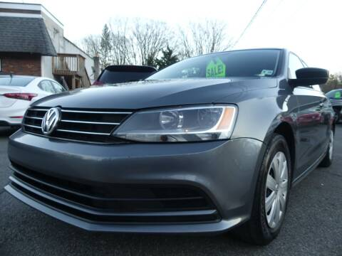 2016 Volkswagen Jetta for sale at P&D Sales in Rockaway NJ