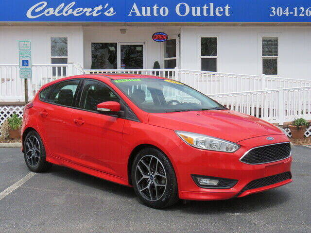 2015 Ford Focus for sale at Colbert's Auto Outlet in Hickory NC
