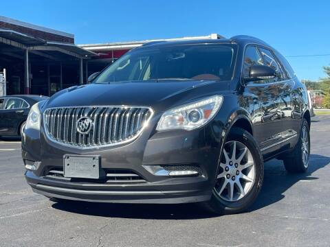2014 Buick Enclave for sale at MAGIC AUTO SALES in Little Ferry NJ