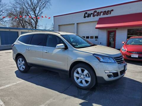 2016 Chevrolet Traverse for sale at Car Corner in Mexico MO