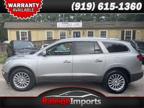 2008 Buick Enclave for sale at Raleigh Imports in Raleigh NC