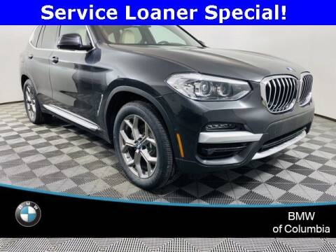 2021 BMW X3 for sale at Preowned of Columbia in Columbia MO