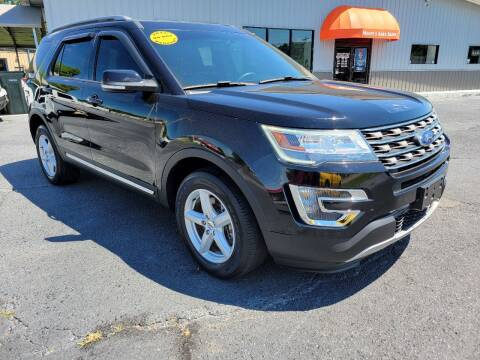 2016 Ford Explorer for sale at Moores Auto Sales in Greeneville TN