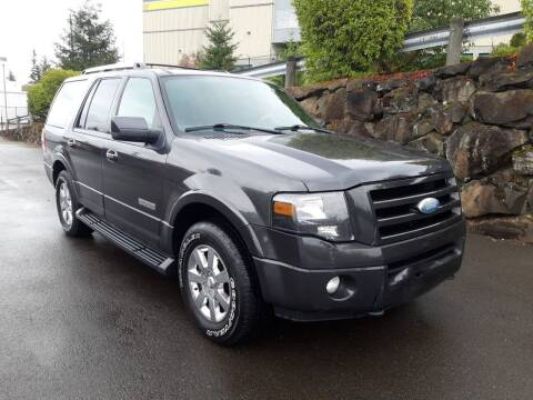 2007 Ford Expedition for sale at South Tacoma Motors Inc in Tacoma WA