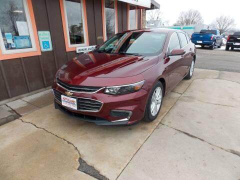 2016 Chevrolet Malibu for sale at Autoland in Cedar Rapids IA