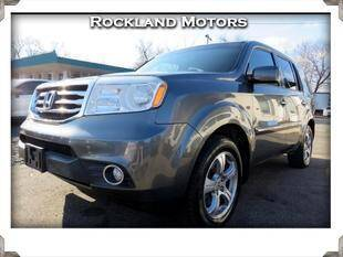 2012 Honda Pilot for sale at Rockland Automall - Rockland Motors in West Nyack NY