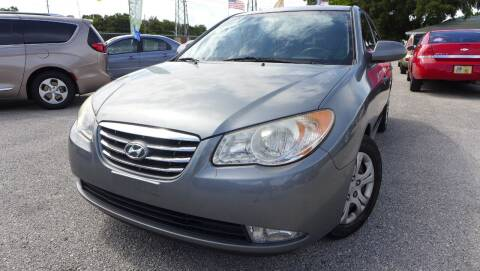 2010 Hyundai Elantra for sale at Das Autohaus Quality Used Cars in Clearwater FL