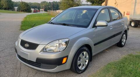 2006 Kia Rio for sale at ALL AUTOS in Greer SC
