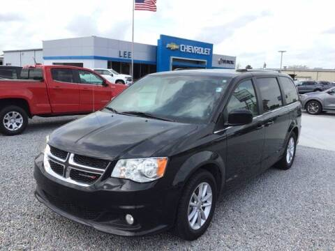 2019 Dodge Grand Caravan for sale at LEE CHEVROLET PONTIAC BUICK in Washington NC