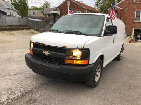 2011 Chevrolet Express Cargo for sale at Kneezle Auto Sales in Saint Louis MO