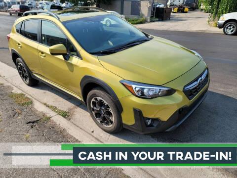 2021 Subaru Crosstrek for sale at High Line Auto Sales in Salt Lake City UT
