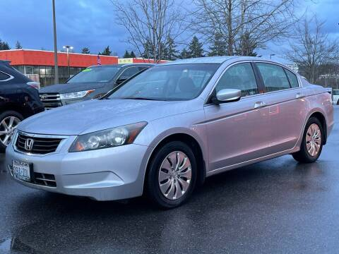 2010 Honda Accord for sale at GO AUTO BROKERS in Bellevue WA