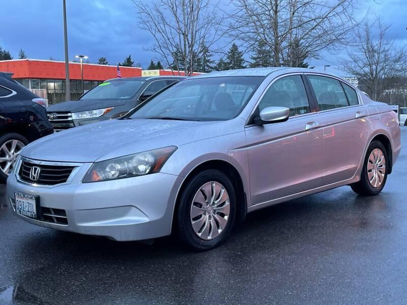2010 Honda Accord for sale at GO AUTO BROKERS in Bellevue WA