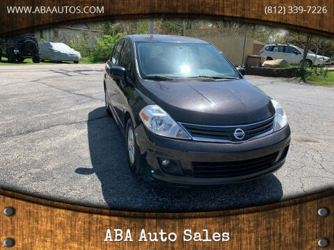 2010 Nissan Versa for sale at ABA Auto Sales in Bloomington IN