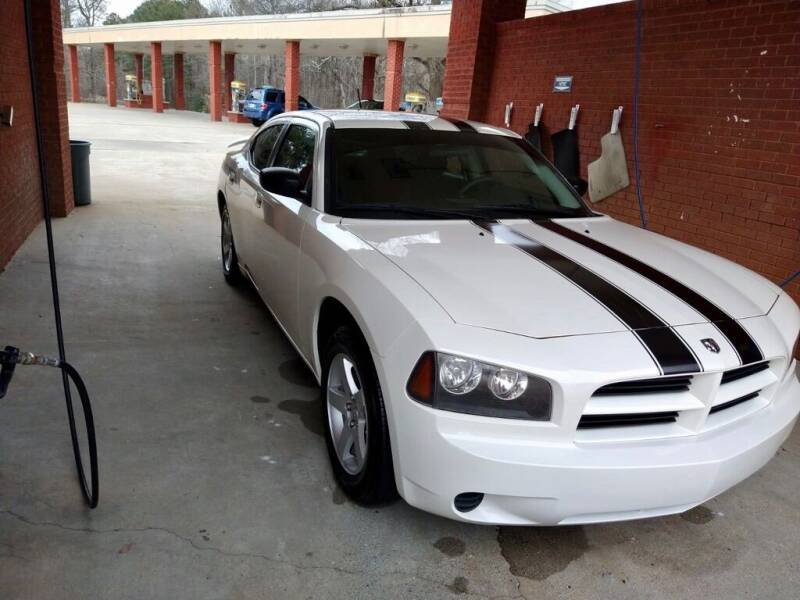 2008 Dodge Charger for sale at A&Q Auto Sales in Gainesville GA