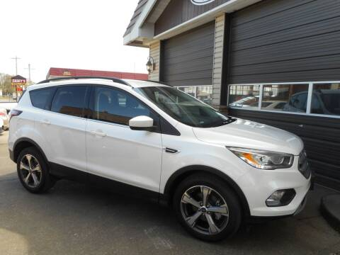 2017 Ford Escape for sale at River City Auto Center LLC in Chester IL
