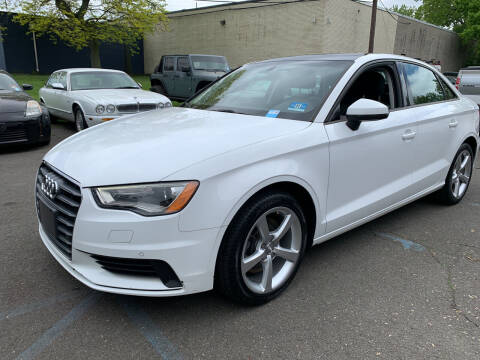 2016 Audi A3 for sale at Vantage Auto Wholesale in Moonachie NJ