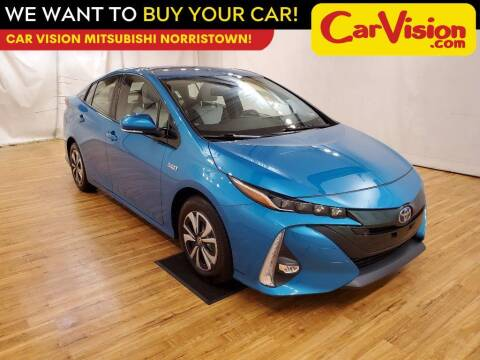 2017 Toyota Prius Prime for sale at Car Vision Mitsubishi Norristown in Trooper PA