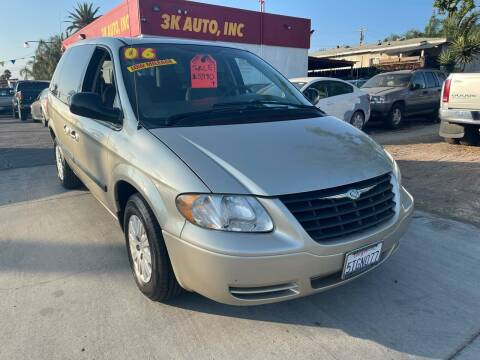 2006 Chrysler Town and Country for sale at 3K Auto in Escondido CA