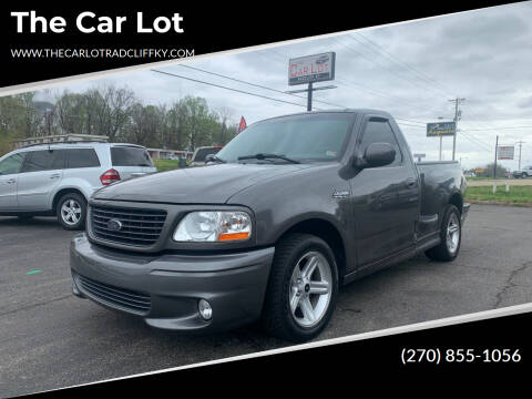 2003 Ford F-150 SVT Lightning for sale at The Car Lot in Radcliff KY
